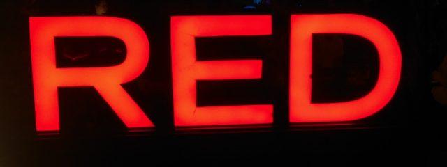 Red light Hamburg